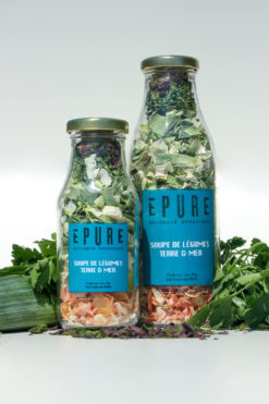 SOUPE DUO TERRE & MER